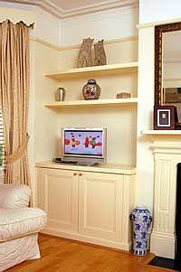 TV Alcove Ideas