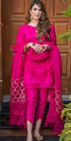 Pakistani Clothing, Pakistani Dresses Casual, Wedding Dresses For Kids, Kurti Designs Party Wear, Casual Suit, Ethnic, Stitching, Fashion Dresses, Suits