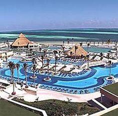 Moon Palace, Cancun, Mexico