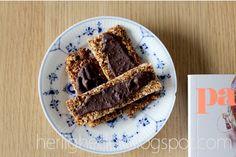 Herligheder - Smuldrede nødder med chokolade