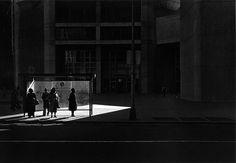 Philadelphia, 1981. Photograph by Ray K. Metzker