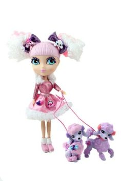Jada Toys Cutie Pops and Friends Coletta Doll