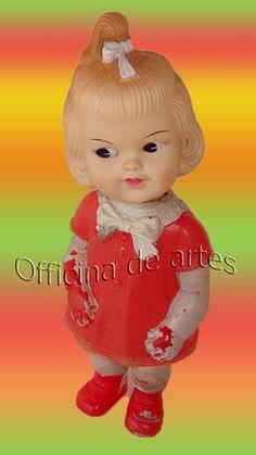 Boneca Antiga Play Girl Da Estrela 60s - R$ 100,00 no MercadoLivre