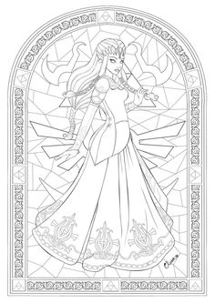The Less Detailed Colouring Page Version Click Download Link On Right