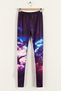 Galaxy Slim Leggings