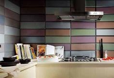 baldosas de trazado de pared azulejos-moderno-cocina-diseño
