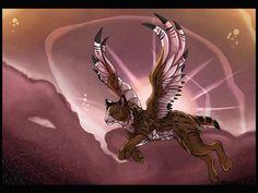 Commission-FeatheredWing by McLaren-Spyder.deviantart.com on @DeviantArt