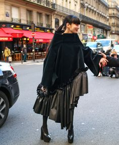 Phil Oh's Best Street Style Pics From Paris Fashion Week