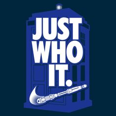 Just Who It – BlueBoxTees