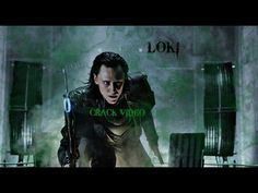 Marvel - Loki Crack! Video - YouTube LOVE this one so much!!! xD