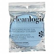 Cleanlogic Exfoliating Round Dual Texture Body Scrubber at Walgreens. Get free shipping at $35 and view promotions and reviews for Cleanlogic Exfoliating Round Dual Texture Body Scrubber