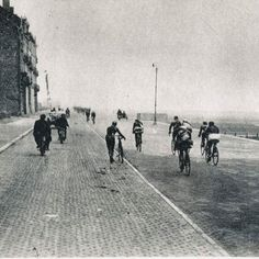 This is what went on in the Ronde van Vlaanderen of 1919. Over the years we had…