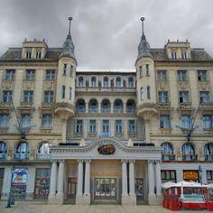 Hotel Aranybika ('Gold Bull')  - Debrecen