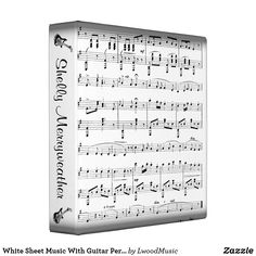 White Sheet Music Wi