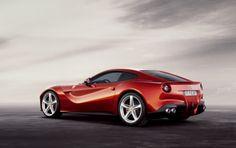 Nieuwe Ferrari F12berlinetta!  *steigert*