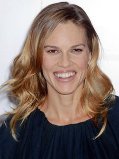 Hilary Swank at the 2010 London Film Festival. http://beautyeditor.ca/2013/05/29/bill-angsts-advice-for-lisa-whose-hair-is-her-security-blanket