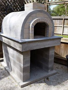 Dorsey Wood-Fired Outdoor Brick Pizza Oven in Texas Wood Fired Outdoor Pizza Oven by BrickWood Ovens