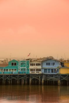 Stilts in Monterey from #treyratcliff at www.StuckInCustom... - all images Creative Commons Noncommercial.