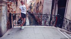 Ioana Radu - OOTD outfit lejer de vacanta - Venezia Italia Outfit, Shopping, Vertical Bar, Italia, Outfits, Kleding, Clothes