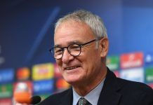 Leicester 1-0 FC Porto: Claudio Ranieri jokes about taking England job