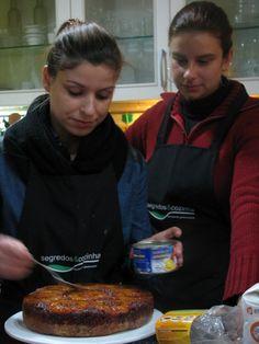Pastelaria Iniciados dia 25 de Março das 19h às 22h. valor €170 Saiba mais : http://www.segredosdavo.pt/cms_sa/index.php/cursos/141-pastelaria