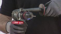Metabo 3-Gang Akku-Bohrschrauber / 3-Speed Cordless Drill/Screwdriver