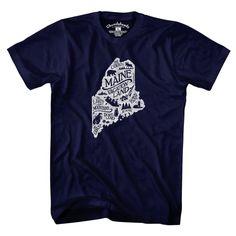 Maine Vacationland T-Shirt