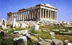 Cultural tourism : Parthenon, Acropolis, Athens, Greece Pictures 26 - Wallcoo.net