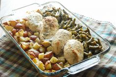Chicken Veggie Bake (1 of 4)