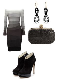 My dream outfit for a night out in Paris!