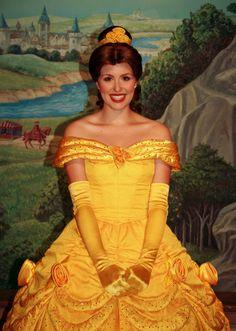 Belle in Disneyland
