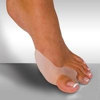Valgus Pro bütyökvédő és lábujjkorrigáló gélpárna