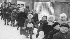 Finnish child evacuees - Winter War