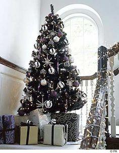 129 Best Christmas Black Images Christmas Time Christmas Tree