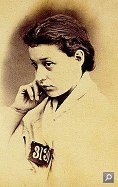 1873: Elizabeth C Roberts, Prisoner Number 3130 (PCOM 2/352)    Lesson about Child Criminals during Victorian times.