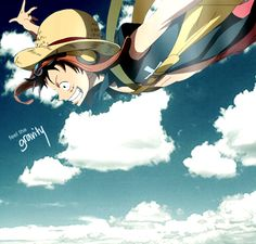 Monkey D. Luffy - Strong World <3