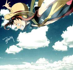 Monkey D. Luffy - Strong World <3