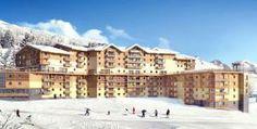 Le Coeur des Loges : résidence de tourisme aux Ménuires (domaine skiable des 3 Vallées)