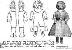 idea for a doll