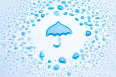 여름 알리는 소나기엔, 우산필수!