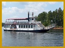 Queen's Landing - Lake Norman, NC  dinner cruises