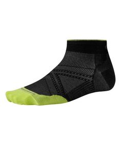 Another great find on #zulily! Black PhD Run Micro Socks - Adult by SmartWool #zulilyfinds