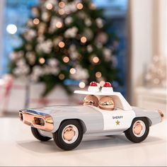Here comes the Christmas patrol! Another great gift idea available in store and online🎄🚓  #christmastime #toys #christmastgift #playforevertoys #chocolatshow