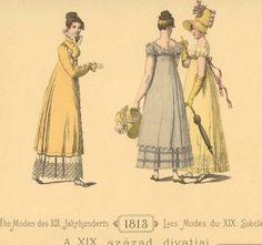 La Mode Illustree, 1813