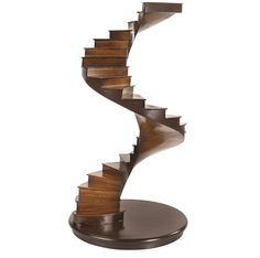 AR019 Spiral Stairs Architectural Model, Dimensions: 37,5 cm  www.heerensferen.nl