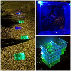 This step by step tutorial of how to make a solar powered light up walkway project will help guide a person through the darkness towards your home.