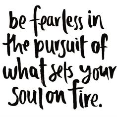 6.99AUD - Be Fearless In The Pursuit Quotes Print Wall Art Home Decore Canvas #ebay #Home & Garden