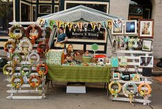 all set up by uhoh over, via Flickr....farmstand display