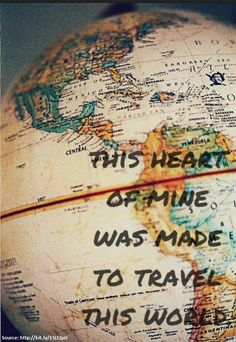❤ traveling