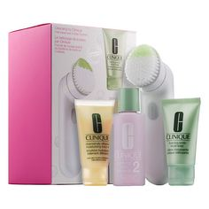 CLINIQUE - Cleansing by Clinique Sonic System Purifying Cleansing Brush #sephora
